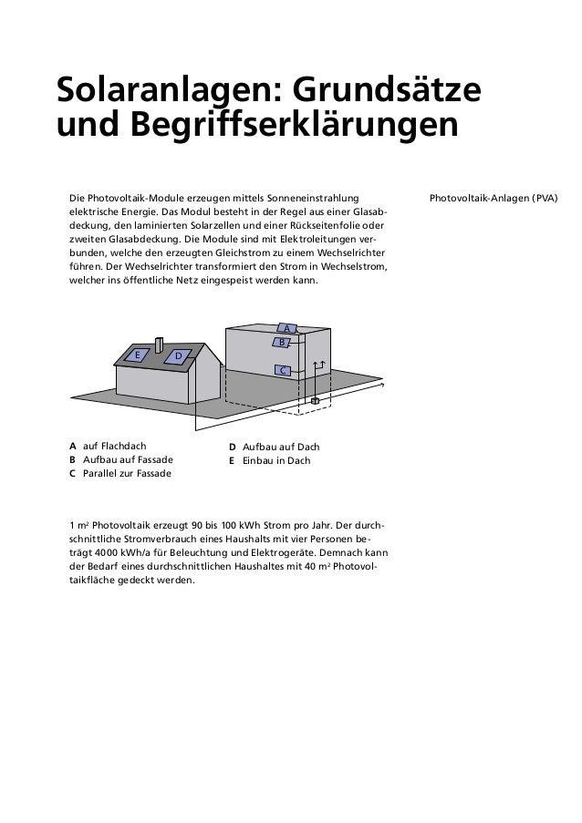 leitfaden f r solaranlagen kanton graub nden. Black Bedroom Furniture Sets. Home Design Ideas