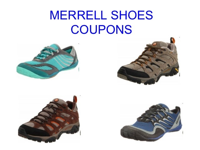 Merrell shoes coupons promo code