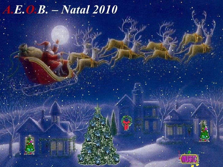 A. E. O. B. – Natal 2010