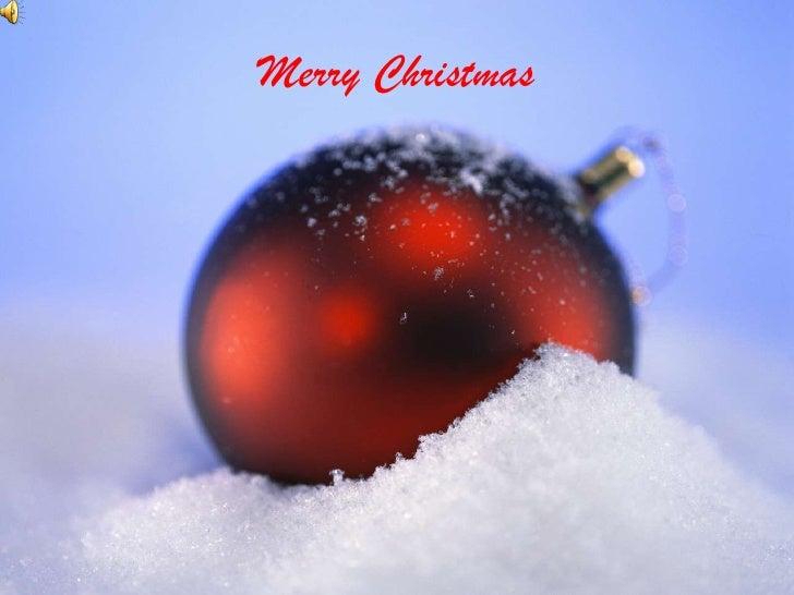 Merry Christmas<br />
