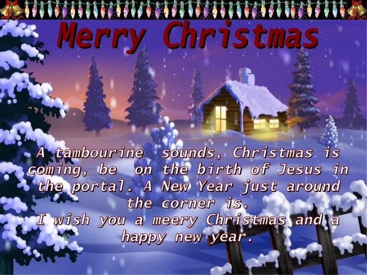 3rd ESO E students wish you a Merry Christmas (IES Miguel Servet Sevi…
