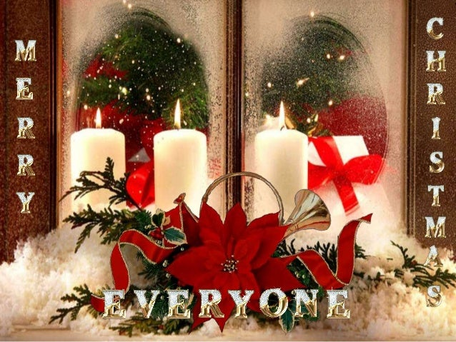 "Images: Internet   Music: Shakin' Stevens ""Merry Christmas Everyone"""