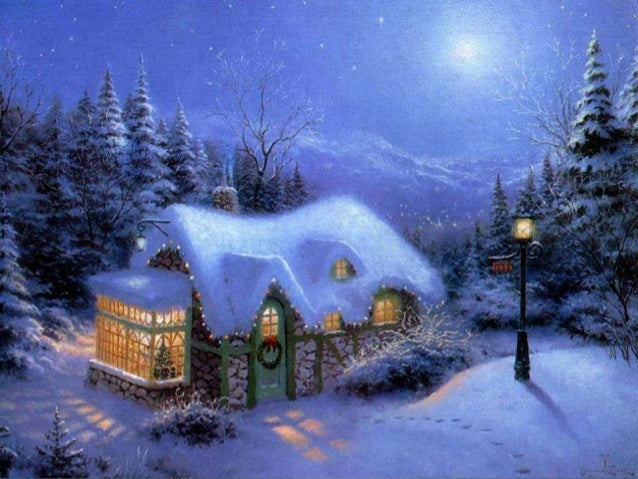 Merry Christmas & Happy New Year – Beautiful cold Christmas images with Norah Jones & Willie Nelson's 'Baby, it's cold outside' Slide 2