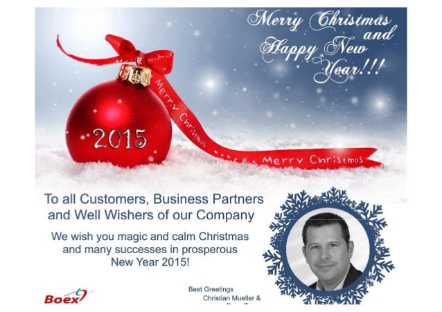 To all Customers,  Business Partners and Well Wishers of our Company  We wish you magic and calm Christmas  and many succe...