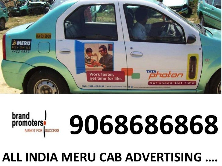 9068686868ALL INDIA MERU CAB ADVERTISING ….