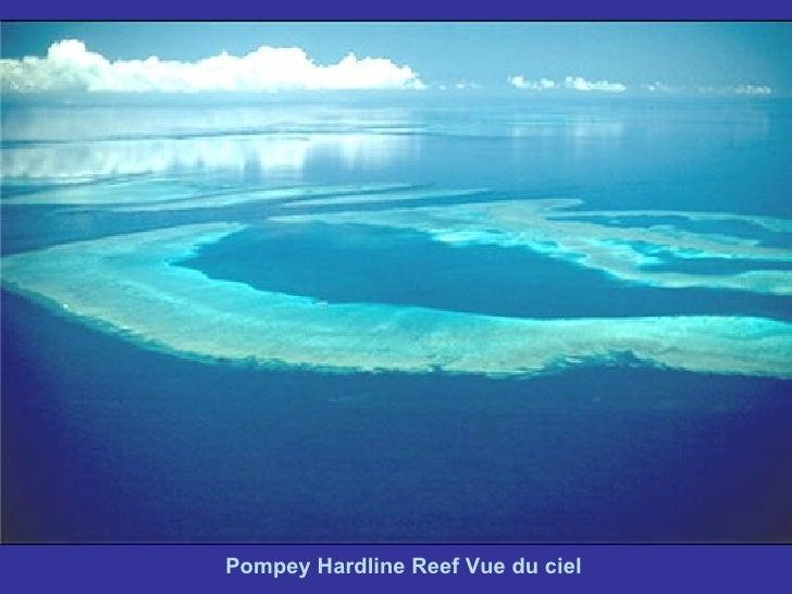 Pompey Hardline Reef Vue du ciel
