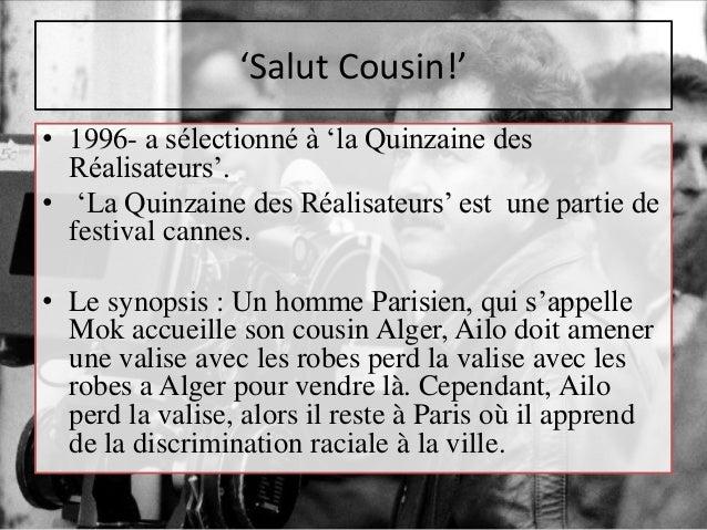 L'Autre Monde • Le genre- drame • Le Synopsis: Une Française d'origine algérienne qui s'appelle Yasmin démange a l'Algérie...