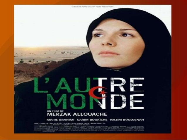 QUIZ  Où est-ce que Allouche a obtenu son diplôme ?  Qu'est-ce qui le sujet de la plupart de films d'Allouache ? [Quelle...