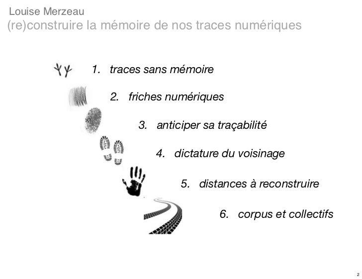 ... traces numériques 1 Léo Cailard, Art Game 1; 2.