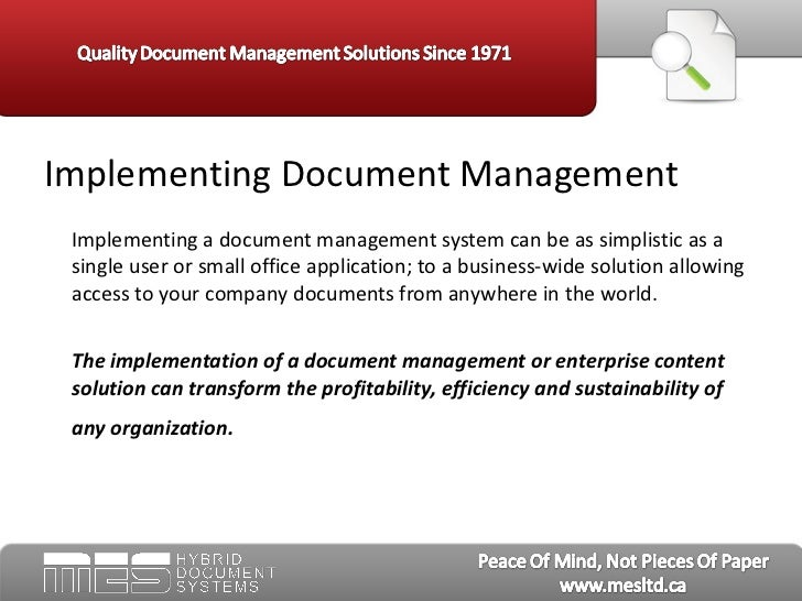 Document Management Solutions Automate The Accounts