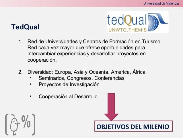 Cicte2013 mesa redonda 3 calidad tur stica desde la for Universidad de valencia master