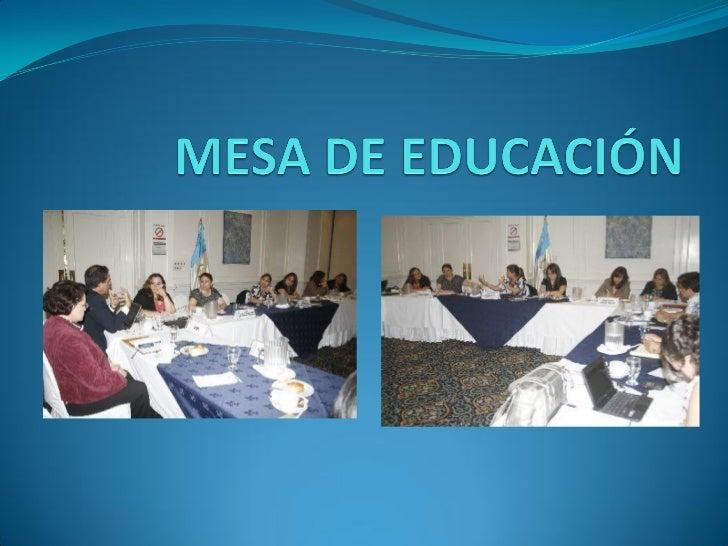 Mesa de calidad de gasto analiza estructura  presupuestaria del Ministerio de Educación. El dia Lunes 11 de Abril diferen...
