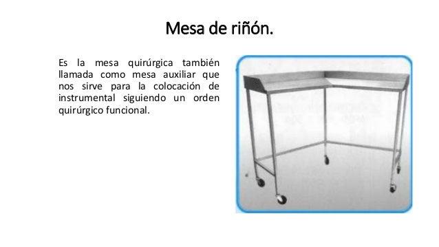 Mesa De Rinon