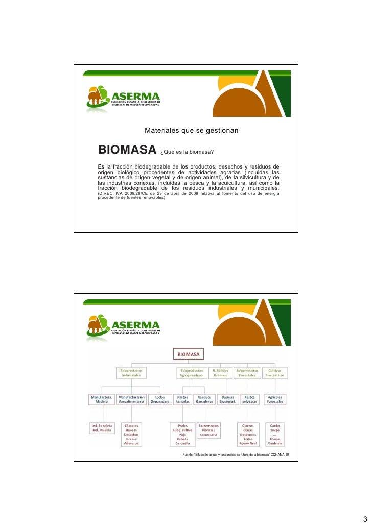 Mesa redonda II Jornada sobre el potencial de los residuos de Aragón Slide 3