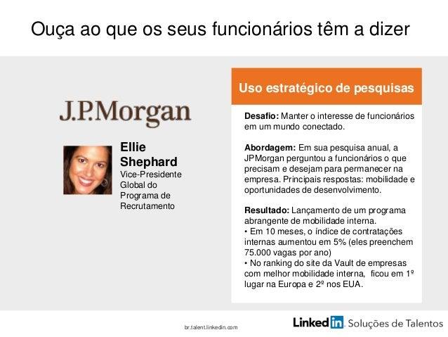 br.talent.linkedin.com Etapa 3: estabeleça a sua abordagem
