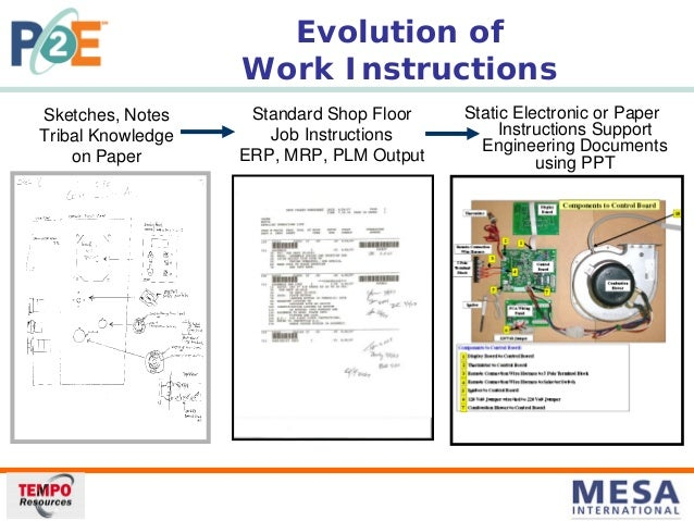Work Instruction Pdf Selowithjo