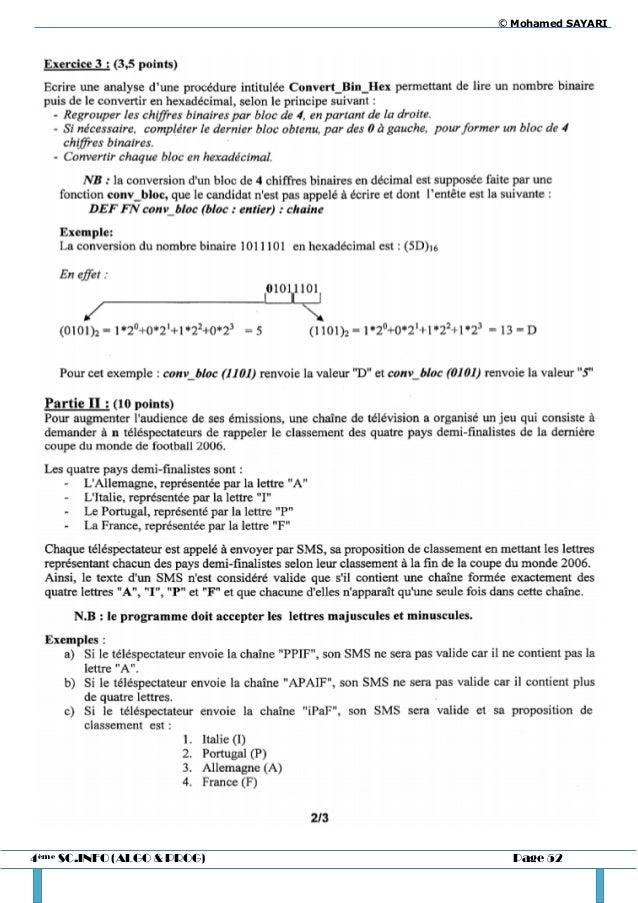 Telecharger Exercies De Francais 4eme Francais Gratuit 1 Pdf Pdfprof Com