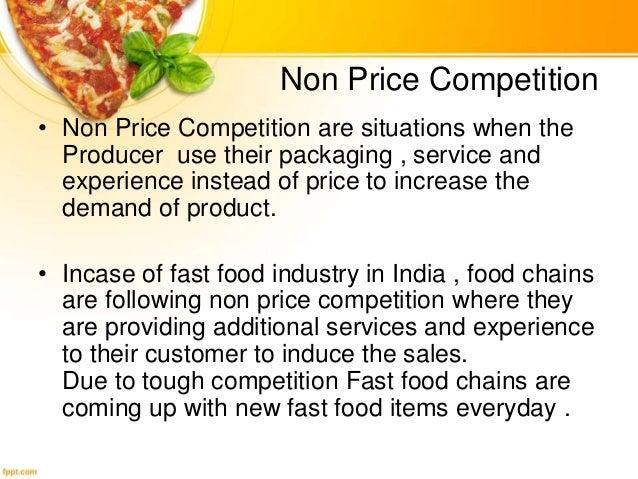 non price competition