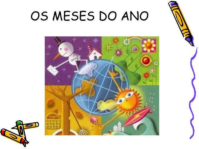 OS MESES DO ANO