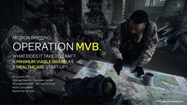 MISSION BRIEFING: