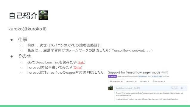 Mesh tensorflow Slide 2
