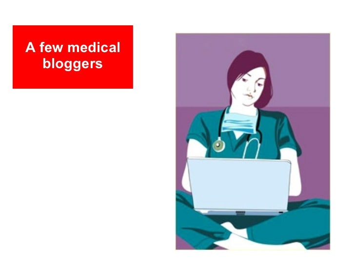 """>1000 medical     bloggers     """"More researchers should     engage with the      blogosphere""""   Nature 457, 1058 (26 Febru..."""