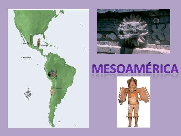 Mesoamérica<br />