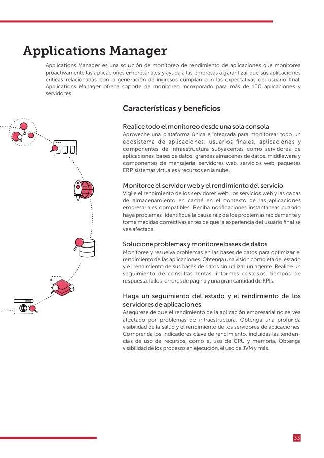 Guía de Soluciones ManageEngine