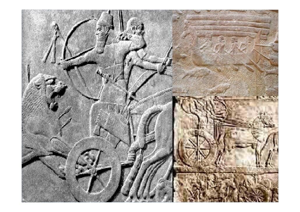 Características gerais da         Mesopotâmia     Em linhas gerais pode-se dizer que a forma de produção predominante na M...