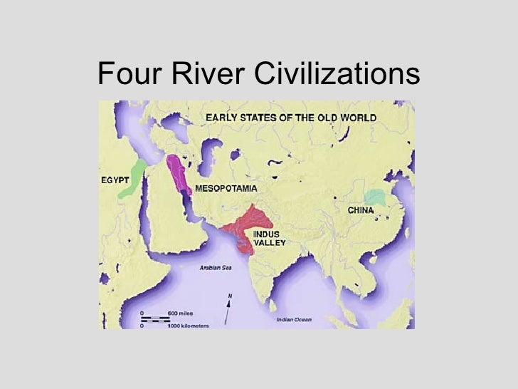 Four River Civilizations