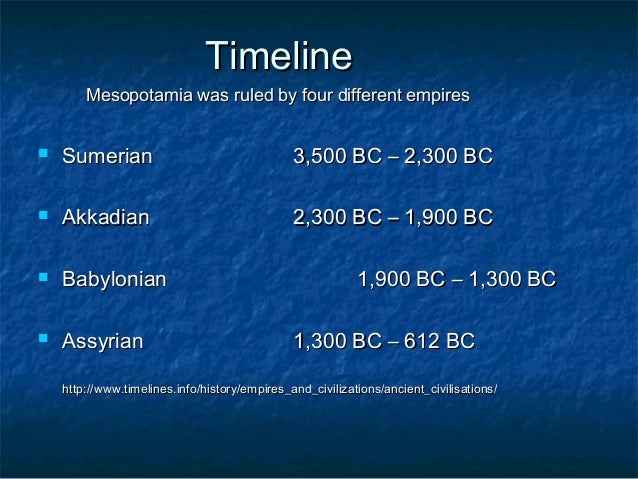 Mesopotamia ppt1