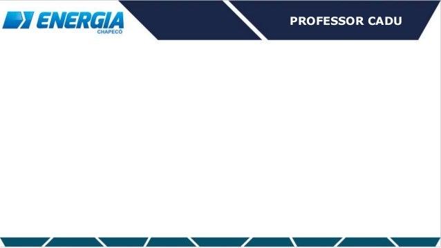 PROFESSOR CADU