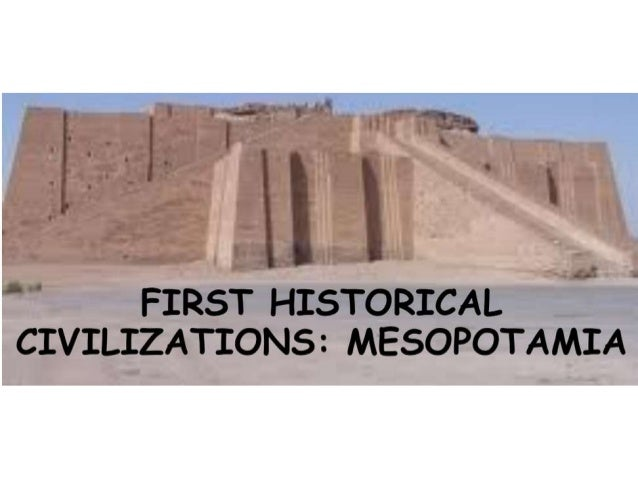 Mesopotamian civilisation