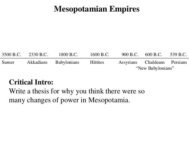 mesopotamia and egypt dbq essay