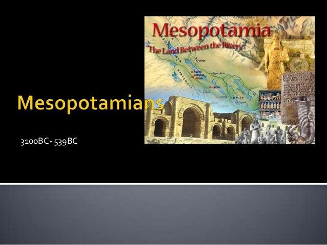 3100BC- 539BC