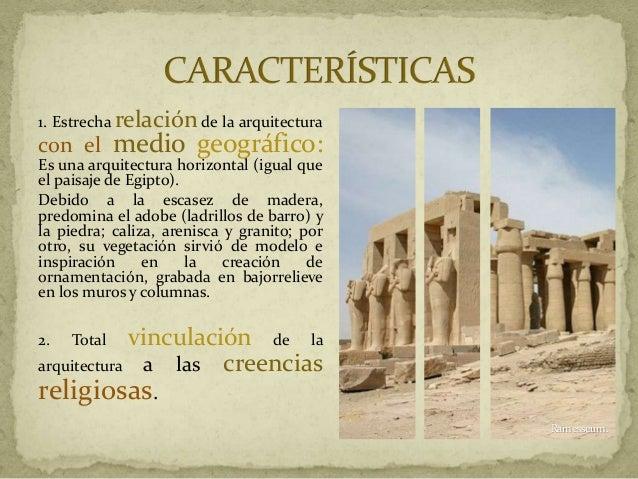 Mesopotamia y egipto arquitectura for Arquitectura de egipto