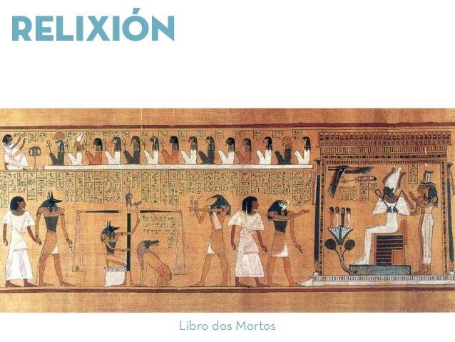Libro dos Mortos Relixión