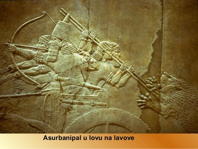 Reljef i Bareljef Mesopotamija-16-638