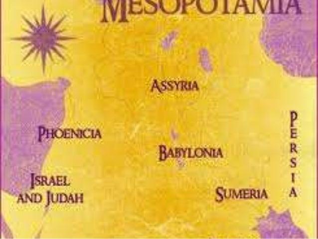 ancient culture of mesopotamia essay
