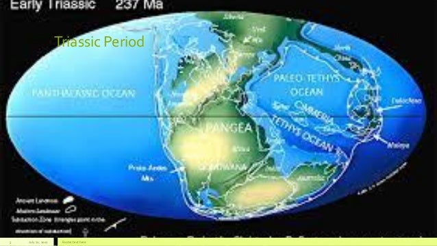 Triassic PeriodJuly 22, 2012 Footer text here5