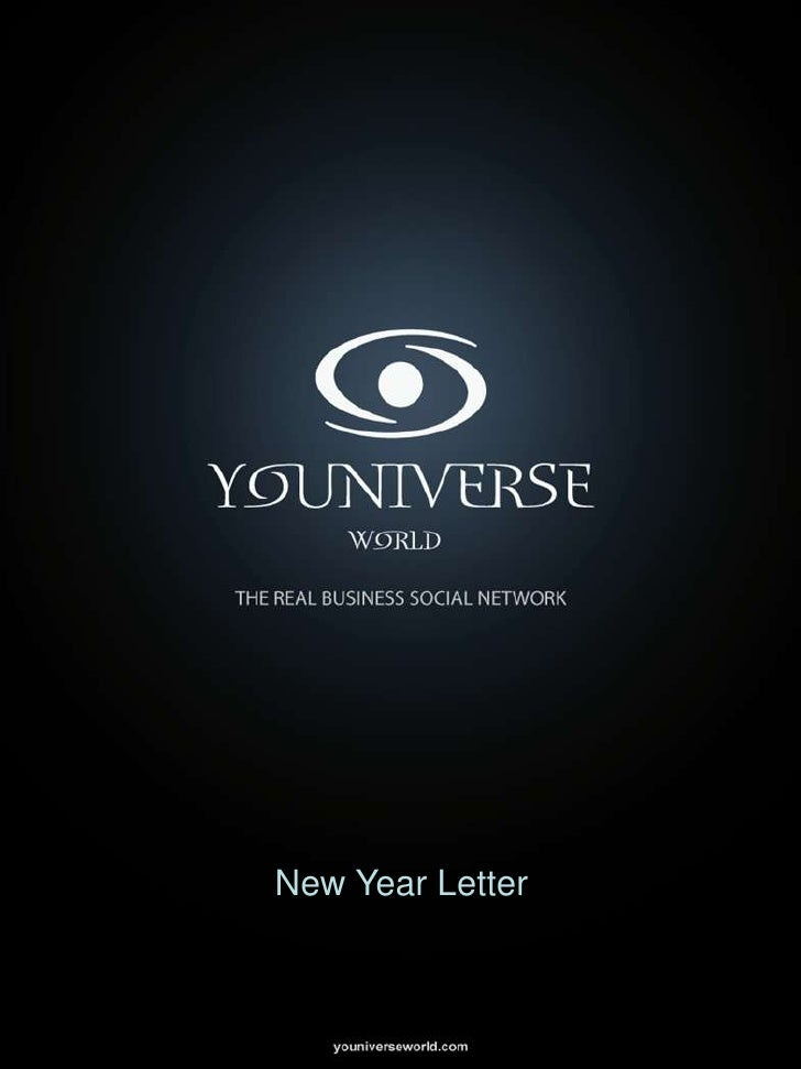 New Year Letter