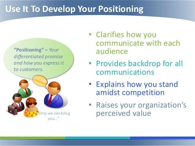 How to Create a Winning Message Framework Slide 3