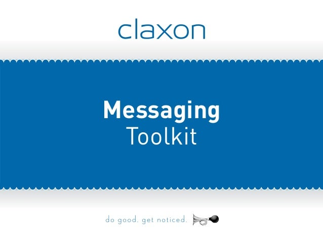 Messaging Toolkit