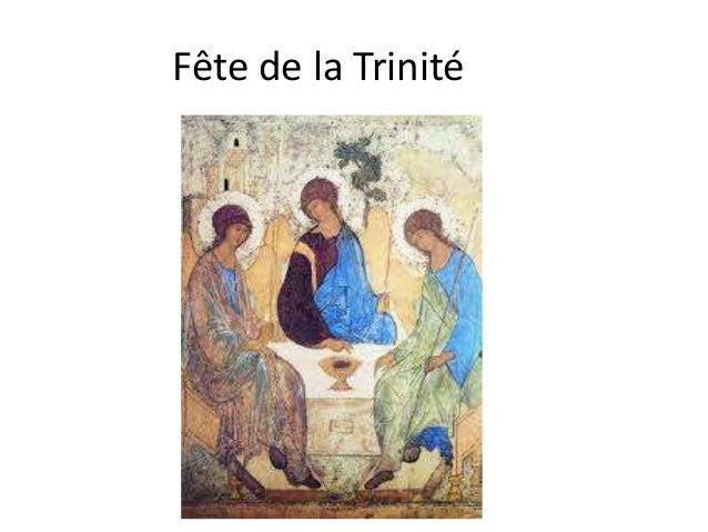 Fête de la Trinité