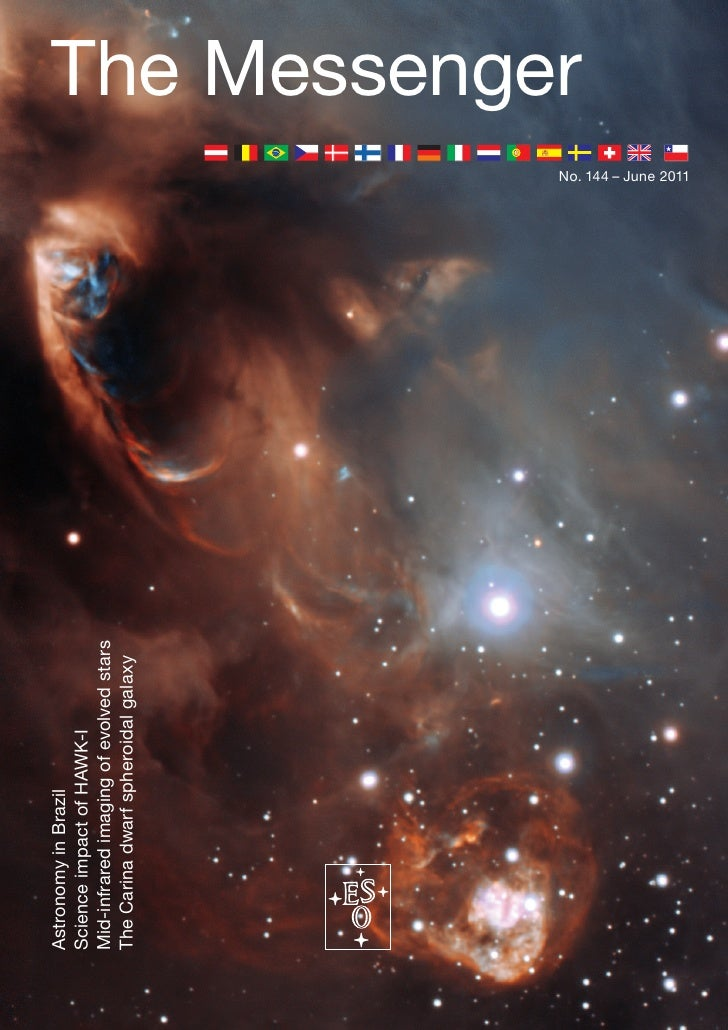 Astronomy in BrazilScience impact of HAWK-IMid-infrared imaging of evolved starsThe Carina dwarf spheroidal galaxy        ...