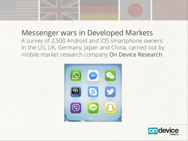 Messenger wars 2: How Facebook climbed back to number 1 Slide 3