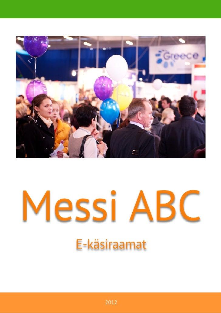 Messi ABC  E-käsiraamat      2012