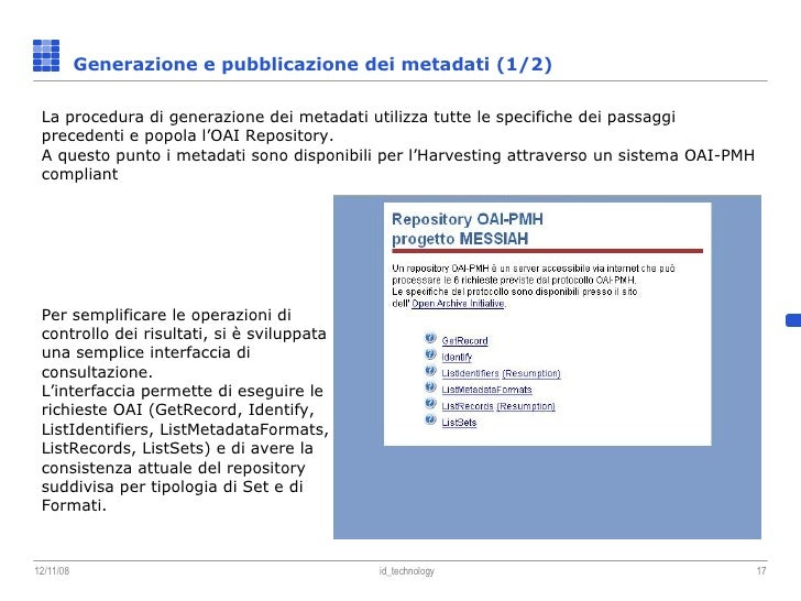 Interfacce applicative al sistema di catalogazione del for Xsl apply templates mode