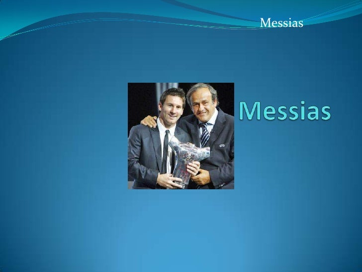 Messias<br />Messias<br />