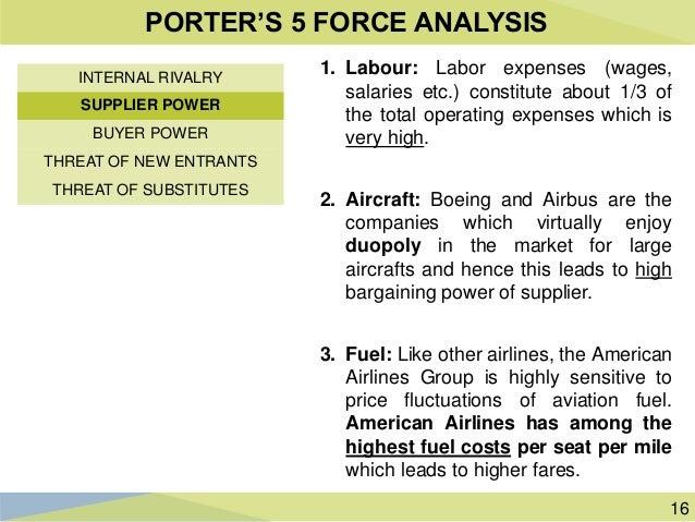 Boeing Strategic Report